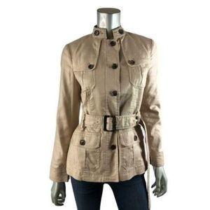 Banana Republic Heritage XS Safari Jacket Belted S